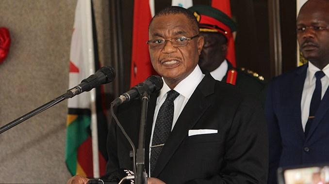 ED speaks on VP Chiwenga