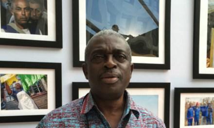 ITUC boss arrested, awaits deportation