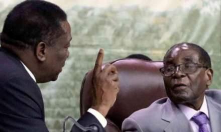 PROPHECY: Mnangagwa will never rule without Mugabe