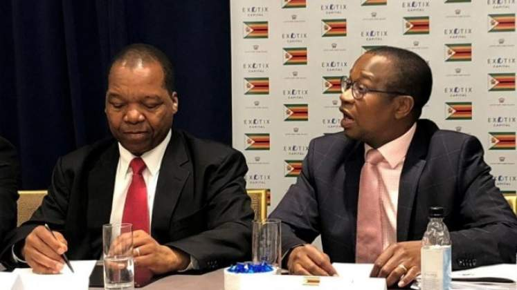 Mangudya walks out of meeting with Mthuli Ncube