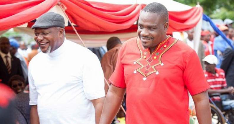 MDC MPs risk losing parly seats