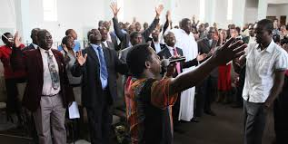 'Noisy' churches in trouble