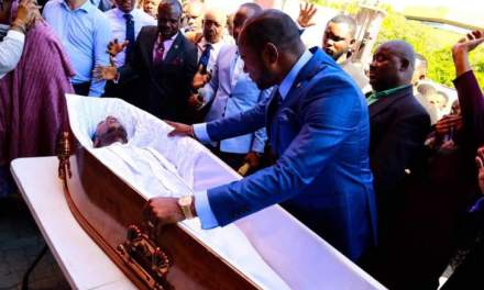 Prophet Lukau used us in elaborate dead man con, say funeral parlours