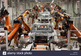 Car assembly plant for Kwekwe