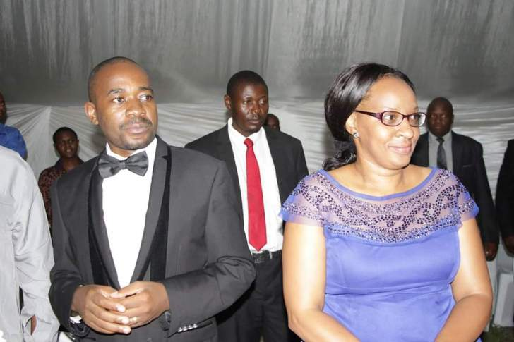 Chamisa's wife pushes for dialogues?