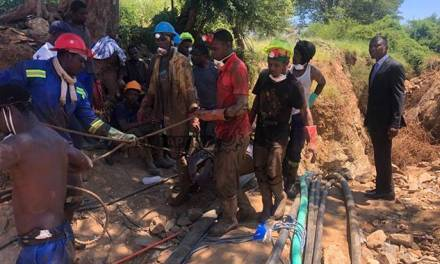 JUST IN: Battlefields mine disaster death toll rises to 26