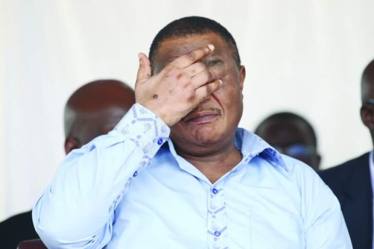 Pressure mounts on SA to deport Chiwenga
