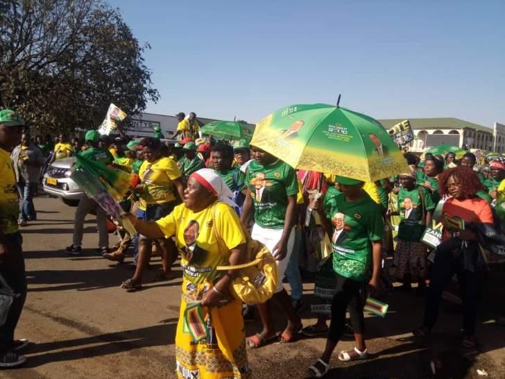 Mnangagwa shelves Zanu-PF solidarity march again