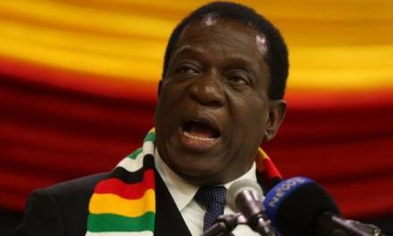 Mnangagwa attends A.U Summit