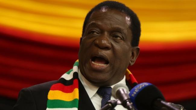 JUST IN: Fresh cracks emerge in ED Mnangagwa's Zanu PF