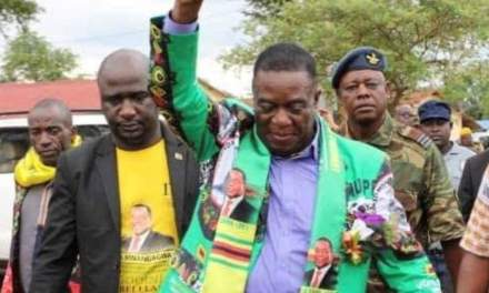 Mnangagwa dumps Chiwenga's security