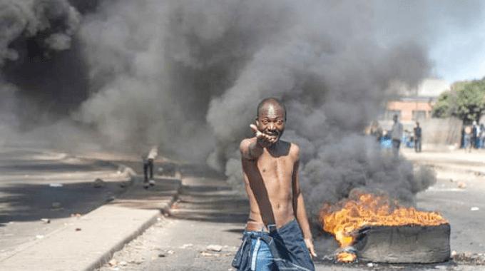 Looters torch US$143k drugs, lab kits