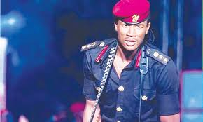 Jah Prayzah 'dumps' army gear