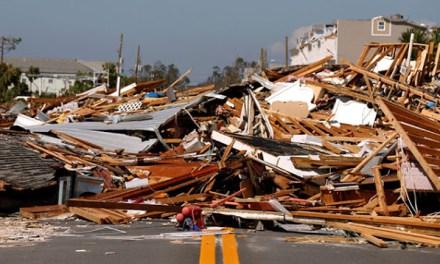 Storms destroy seven schools, 100 homesteads