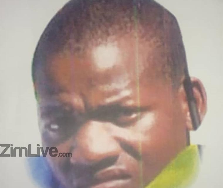 "Bulawayo Bombing investigations ""Declassified"" Suspect pictured."