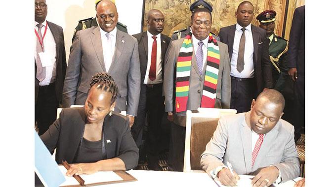 Botswana confirms $1billion loan