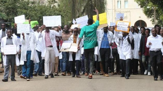 Brace for another Doctors' strike