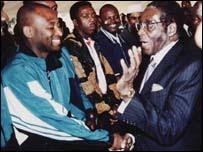 Peter Ndlovu mourns President Mugabe death