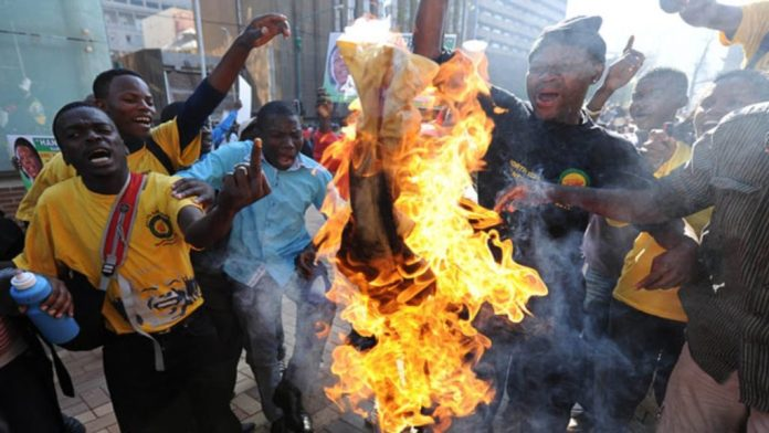 Govt Finally Speaks On S.A. Xenophobic Attacks