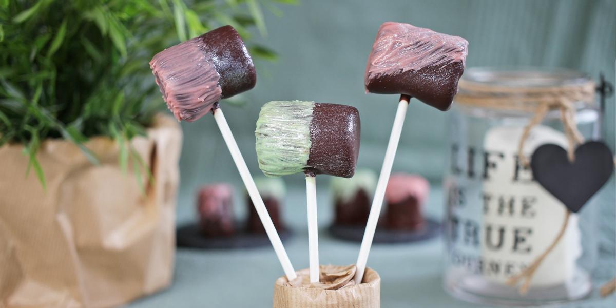 Marshmallows am Stiel - Wie lecker ist das denn?