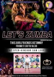 Let's Zumba