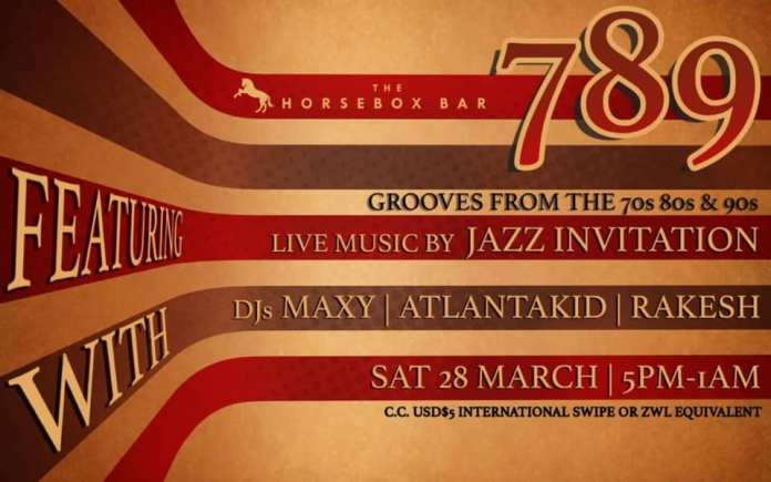 70s, 80s & 90s Party