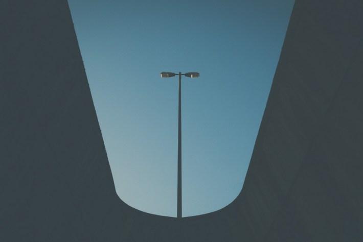 Straßenlaterne