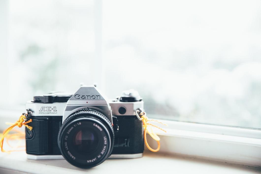 Analog-Kamera