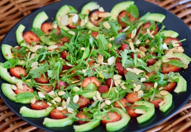 Rezepte: Salate & Dressings: