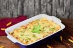 Lasagne Bolognese - milchfrei - glutenfrei - Rezept - Lasagne - italienisch - Bechamelsauce - Nudeln - Pasta - Gemüse - Hackfleisch