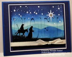 Noel Eclipse Card