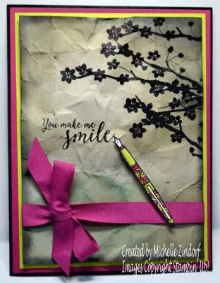 Pen & Ink Card