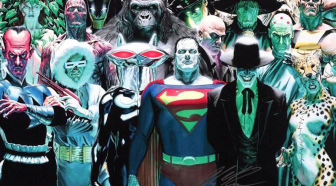 Villanos para Superman