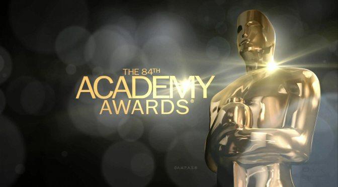 Los Oscar 2012, ganadores