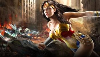Primera Imagen De Gal Gadot Como Wonder Woman Zinemaníacos