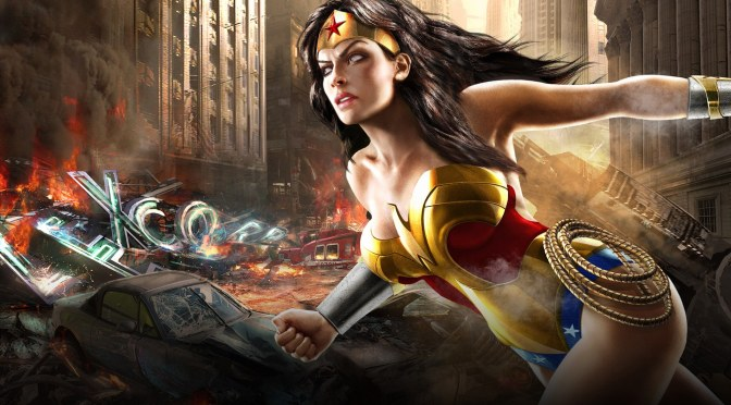 Wonder Woman (2017) – tráiler en castellano desde la Comic-Con