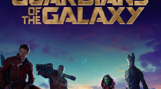 """""""Guardianes de la Galaxia"""", ahora toca el cartel de la peli"""