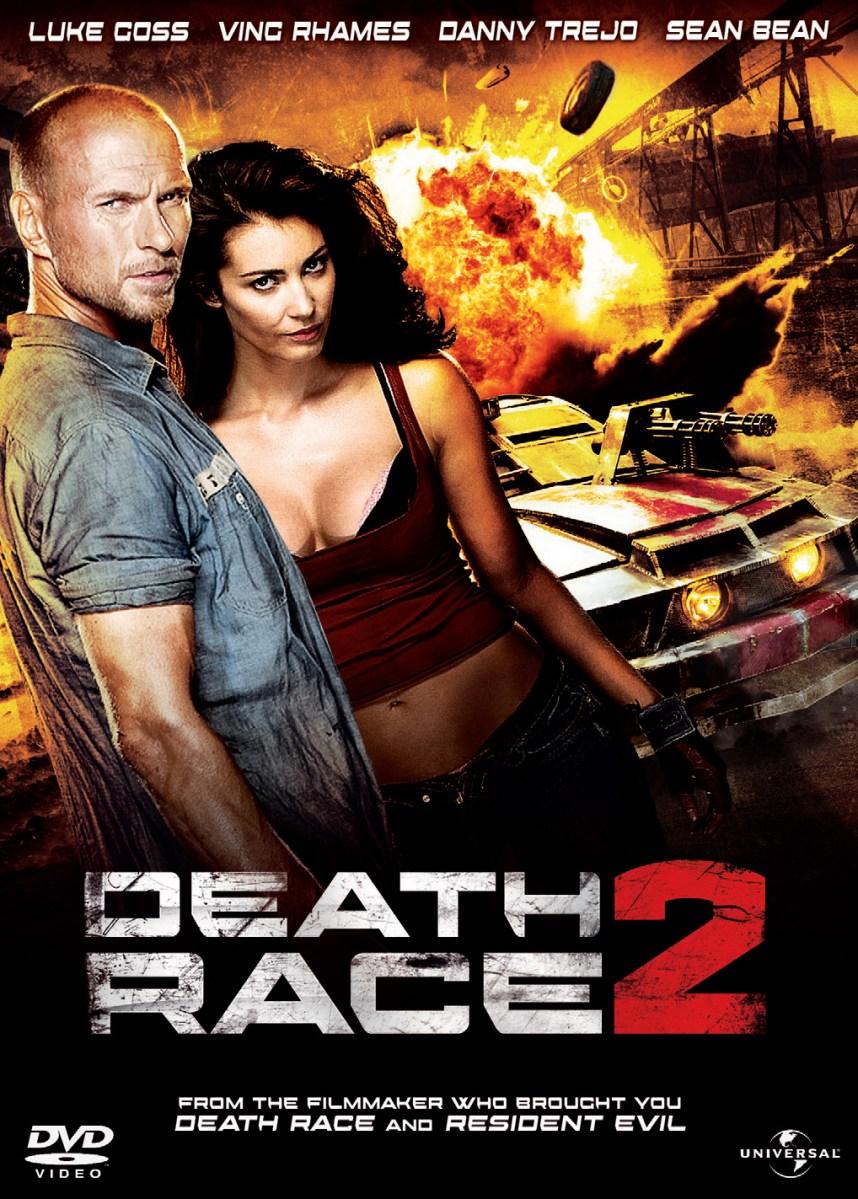 La carrera de la muerte: El origen (2010) - pues mireusté, no está mal