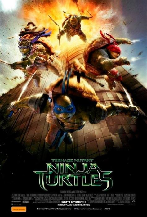 Ninja Turtles cartel