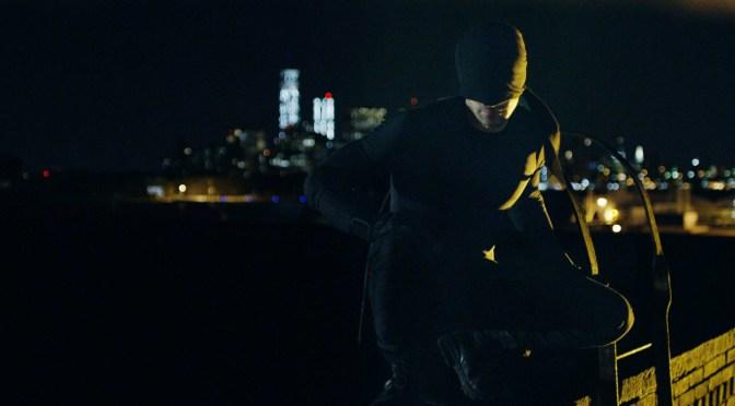 Motion póster para Daredevil