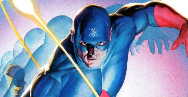 Brandon Routh como Atom y novedades de DC en televisión