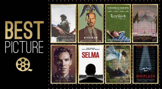 """""""Oscars 2015"""", premios y porras"""