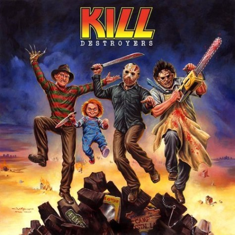 kill destroyers