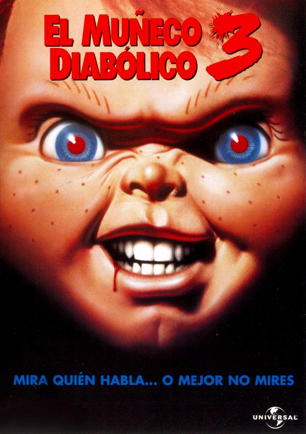 muñeco diabólico 3 poster