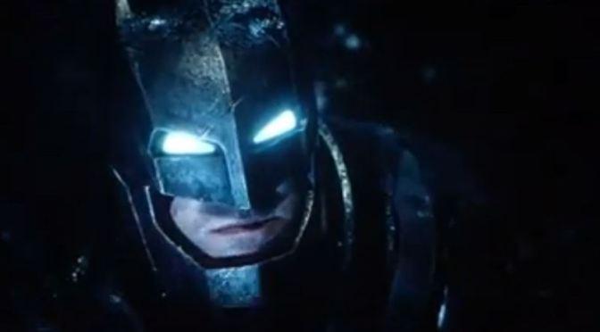 El argumento de Batman v Superman no desvela nada nuevo