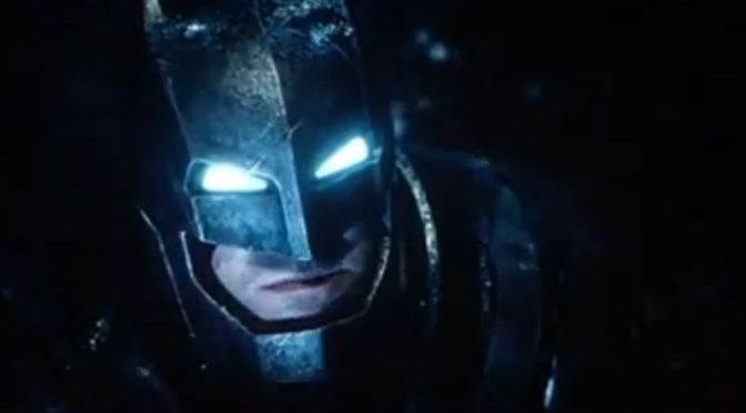 """Batman v Superman: Dawn of Justice"" – Official Teaser Trailer"