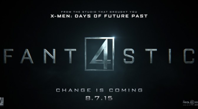 """Fantastic 4"", Doom is coming…"
