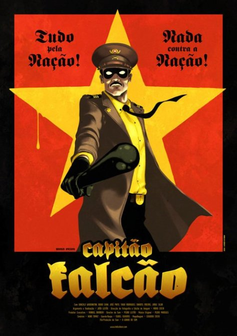 Capitao Falcao - Cartel