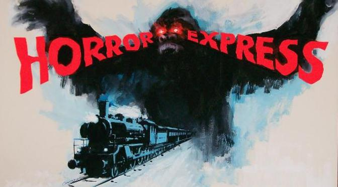 Horror express (1972) – IMPOSIBLE NO VERLA!
