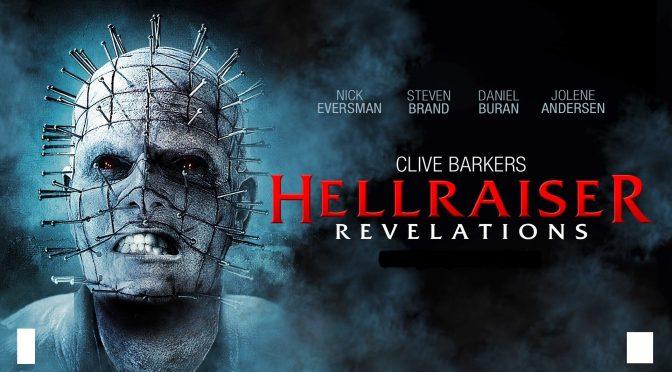 Hellraiser: Revelations (2009) – si Doug Bradley levantara la cabeza